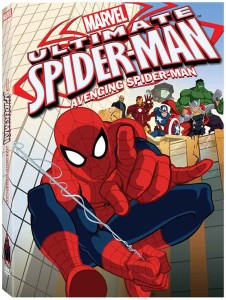Ultimate-Spider-Man-Avenging-DVD-box-art