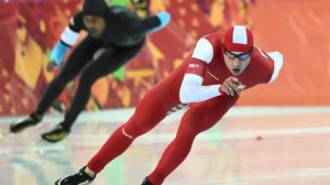 Olympics: Speed Skating-Men's 1500 m