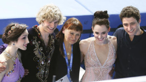 Ice Dancing long program