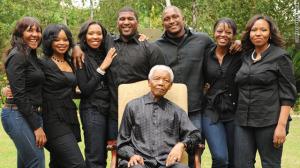 Nelson-Mandelas-Family