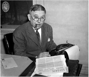 PP79.1261 Henry Louis Mencken (1880-1956)