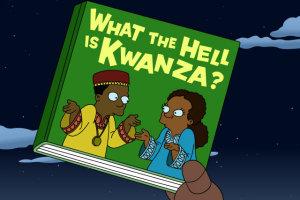 Traditional Kwanzaa Book