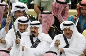 Abdullah, Nayef bin Abdul Aziz al-Saud
