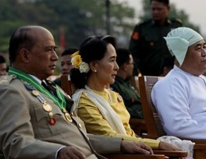 MYANMAR-MILITARY-ARMED FORCES DAY