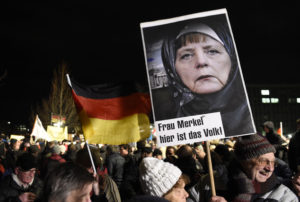 Germany Anti Islamization Rally