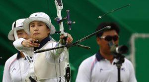 2016 Rio Olympics - Archery - Semifinal - Women's Team Semifinal