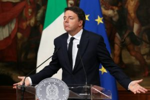 main-italian-prime-minister-renzi-leads-a-news-conference-to-mark-his-1000-days-in-government-in-rome