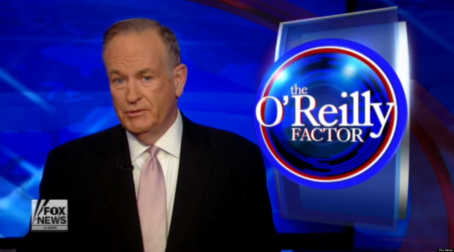 UPDATE: Fox Extinguishes Sex Pest Bill O'Reilly - The ...